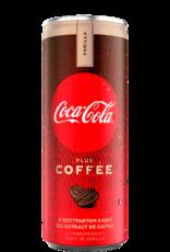 Coca Cola Vanilla With Coffee