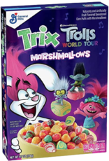 Trix Trolls with Marshmallows