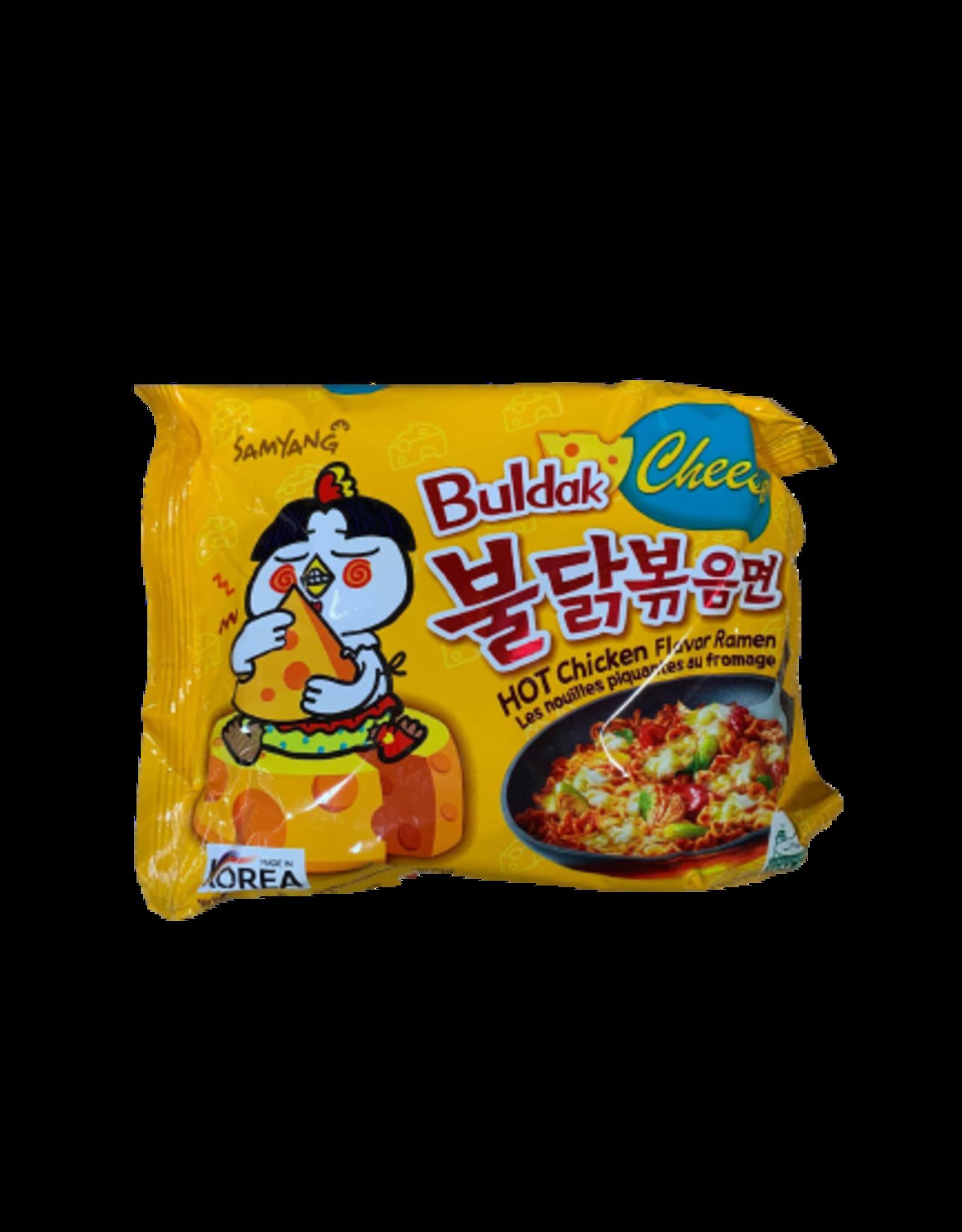 Samyang Spicy Cheese