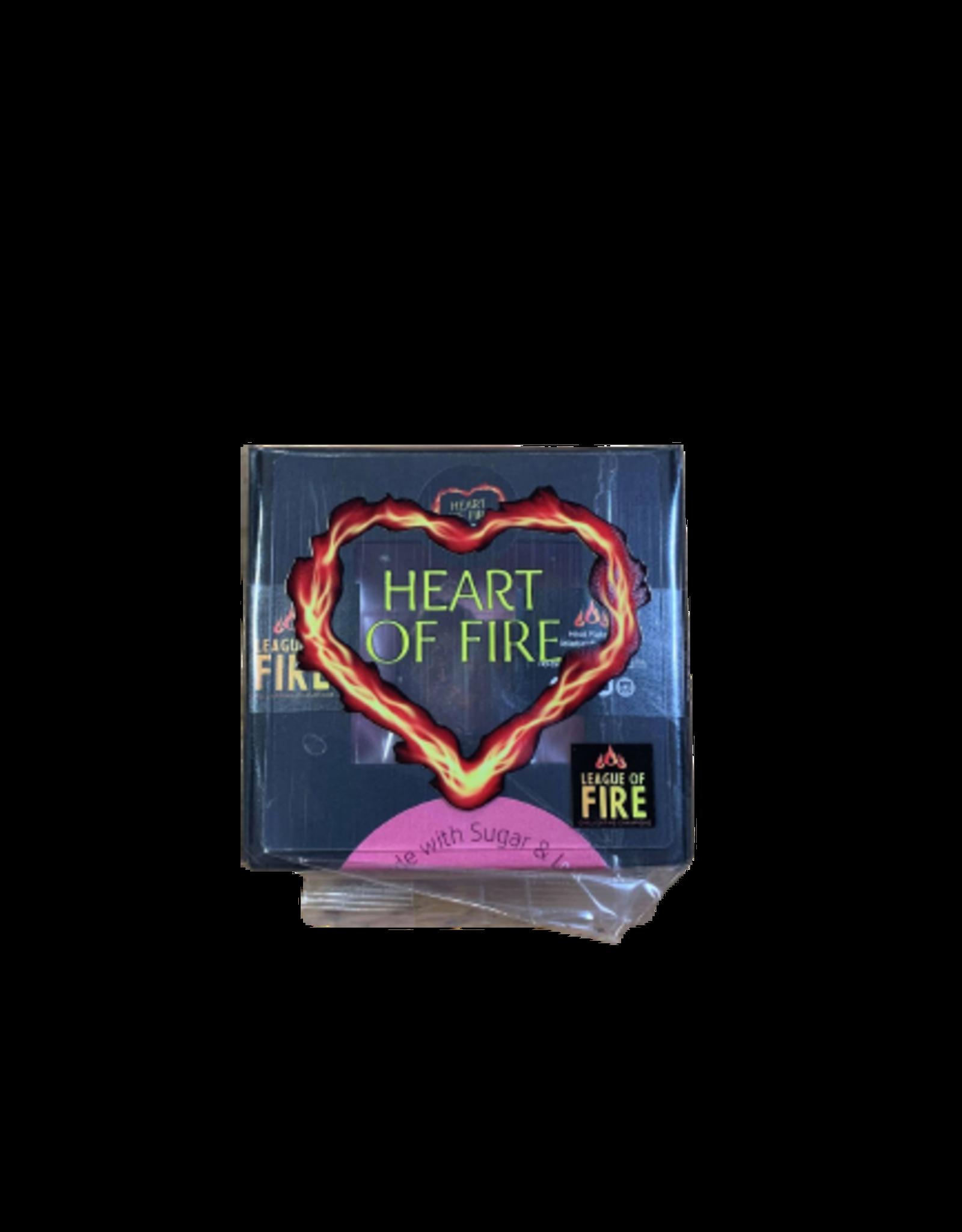 Heart of Fire Challenge