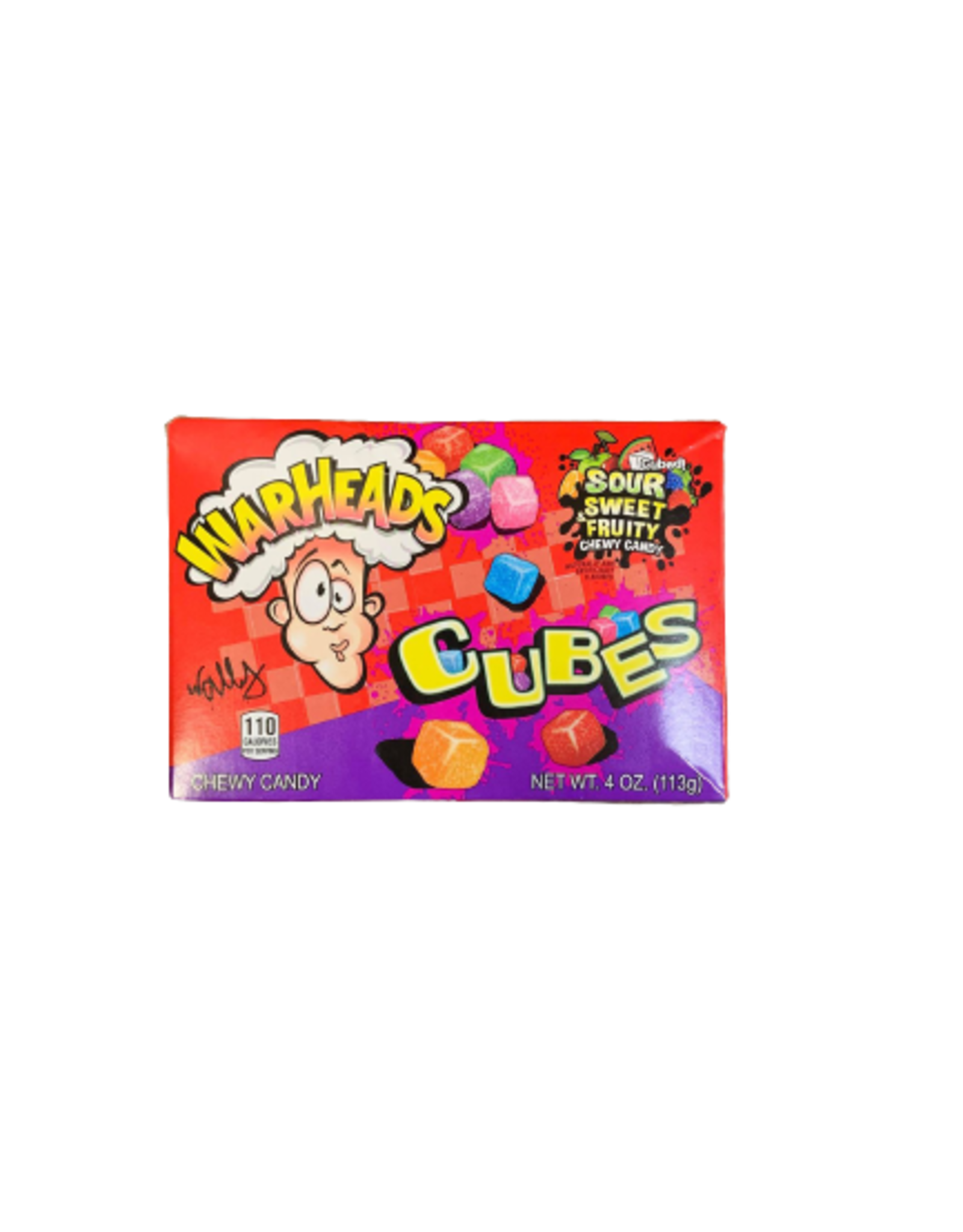 Warheads Jelly Cubes