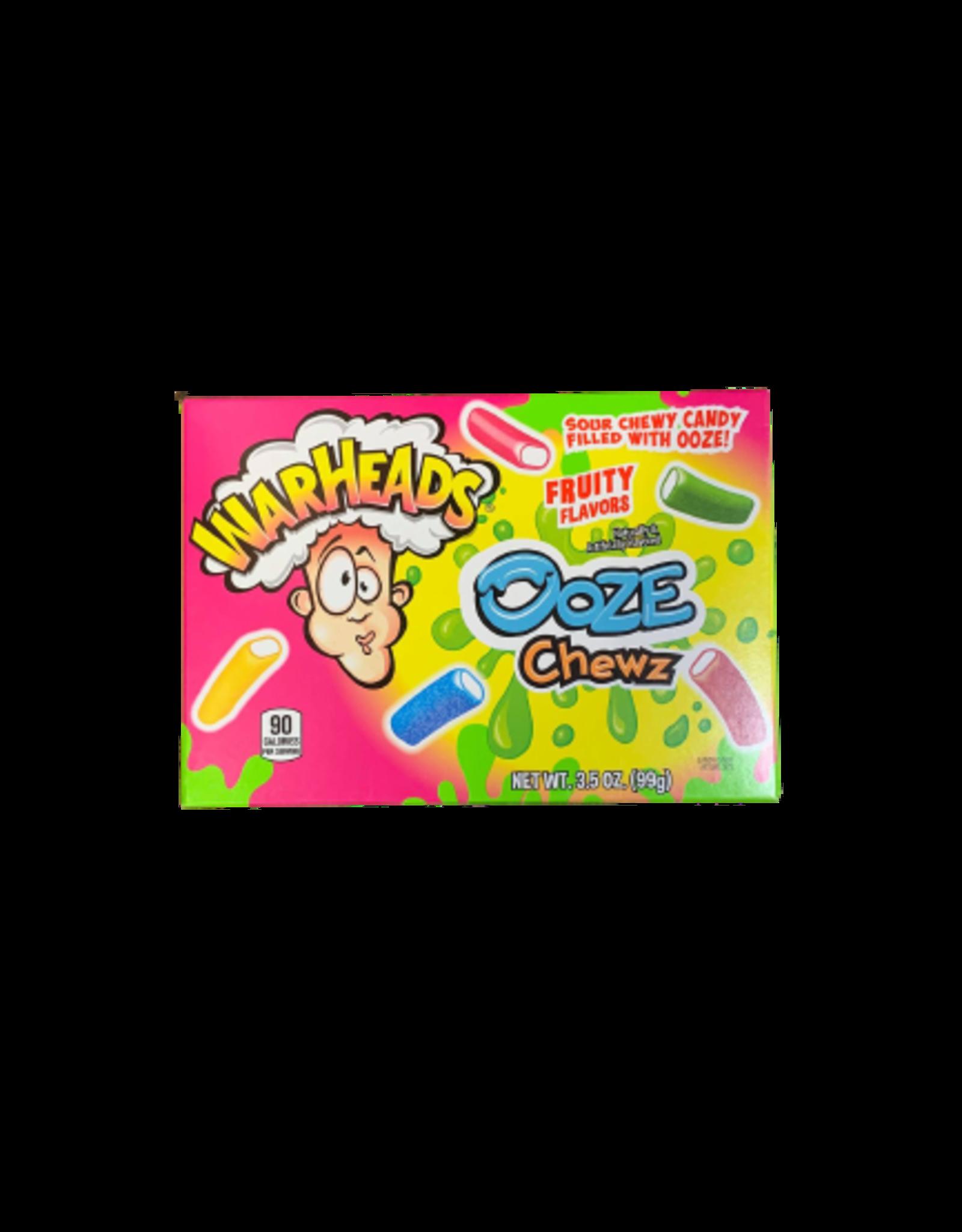 Warheads Ooze Chew