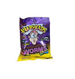 Warheads Worms Sac
