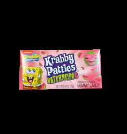 Krabby Patties Watermelon