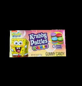 Krabby Patties Colors