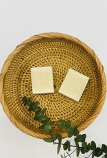 White clay soap