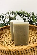 Pumice stone soap