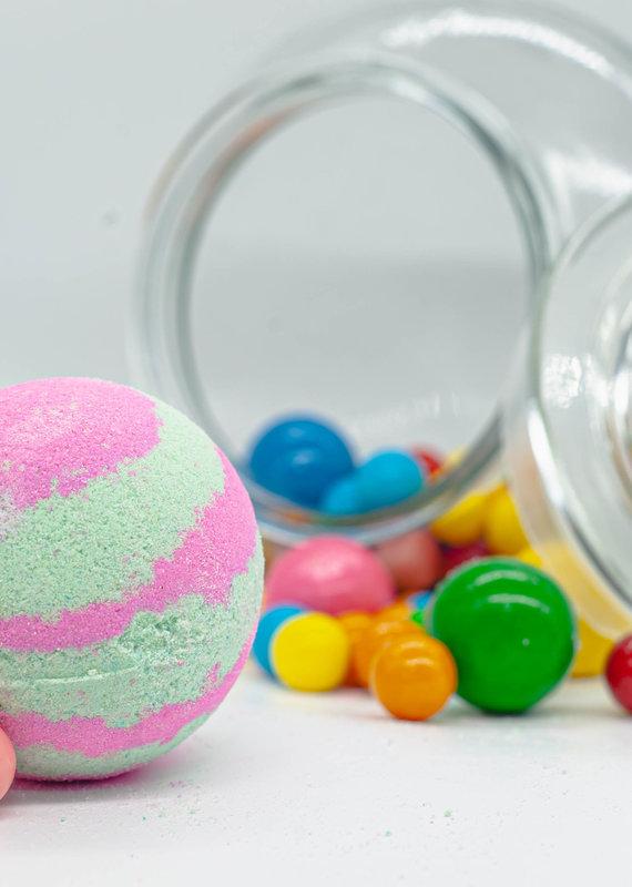 Bombe de bain Bubble Gum