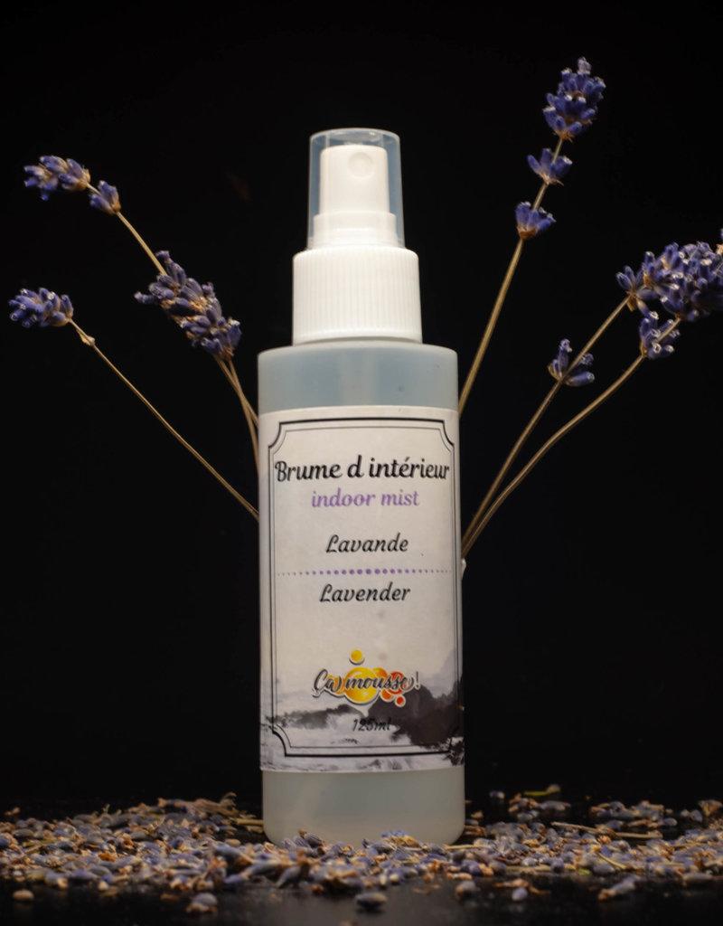 Lavender interior mist