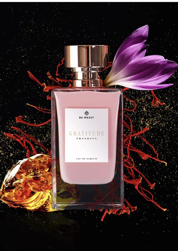 Eau de parfum - GRATITUDE 80 ml