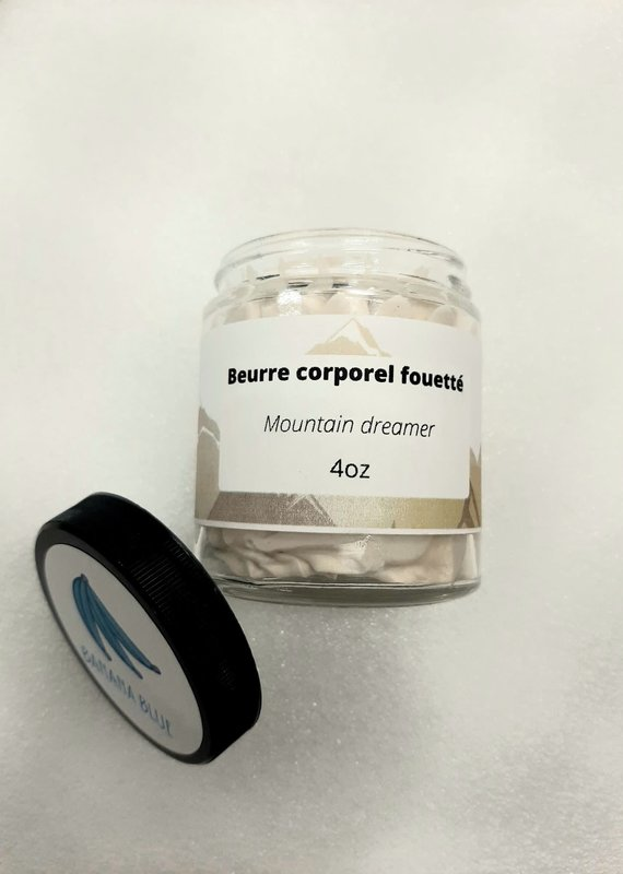 Beurre corporel fouetté - Mountain dreamer 4oz