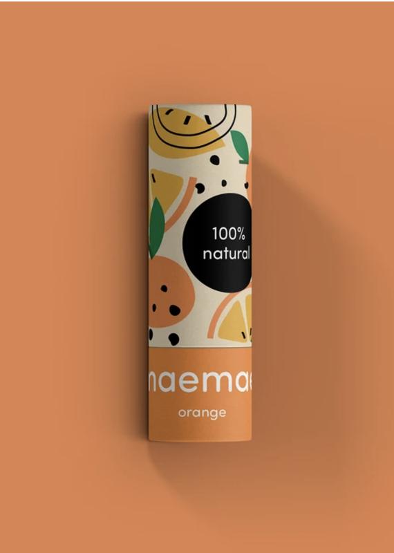 Lip balm orange - maemae