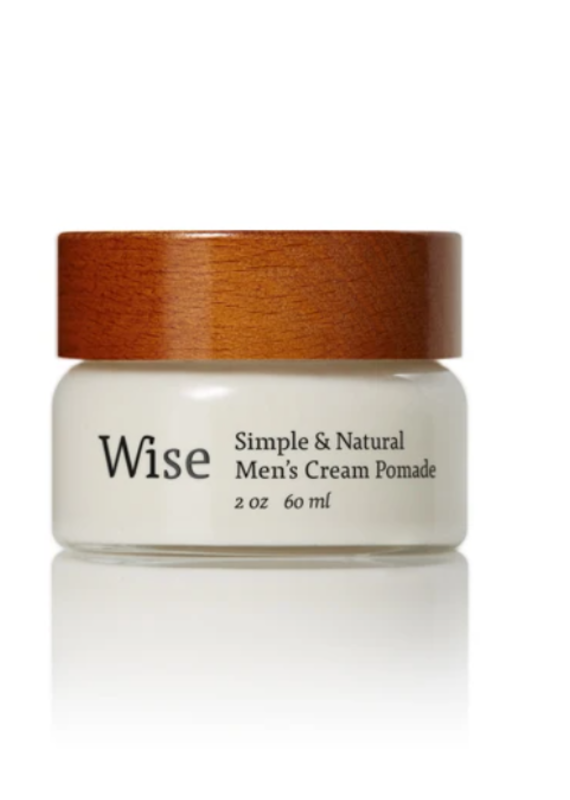 Red Maple Cream Pomade - Reusable Glass Jar - 60ml