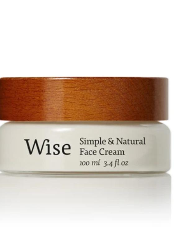 Crème pour le visage à l'extrait de chaga - Pot en verre réutilisable - 100 ml