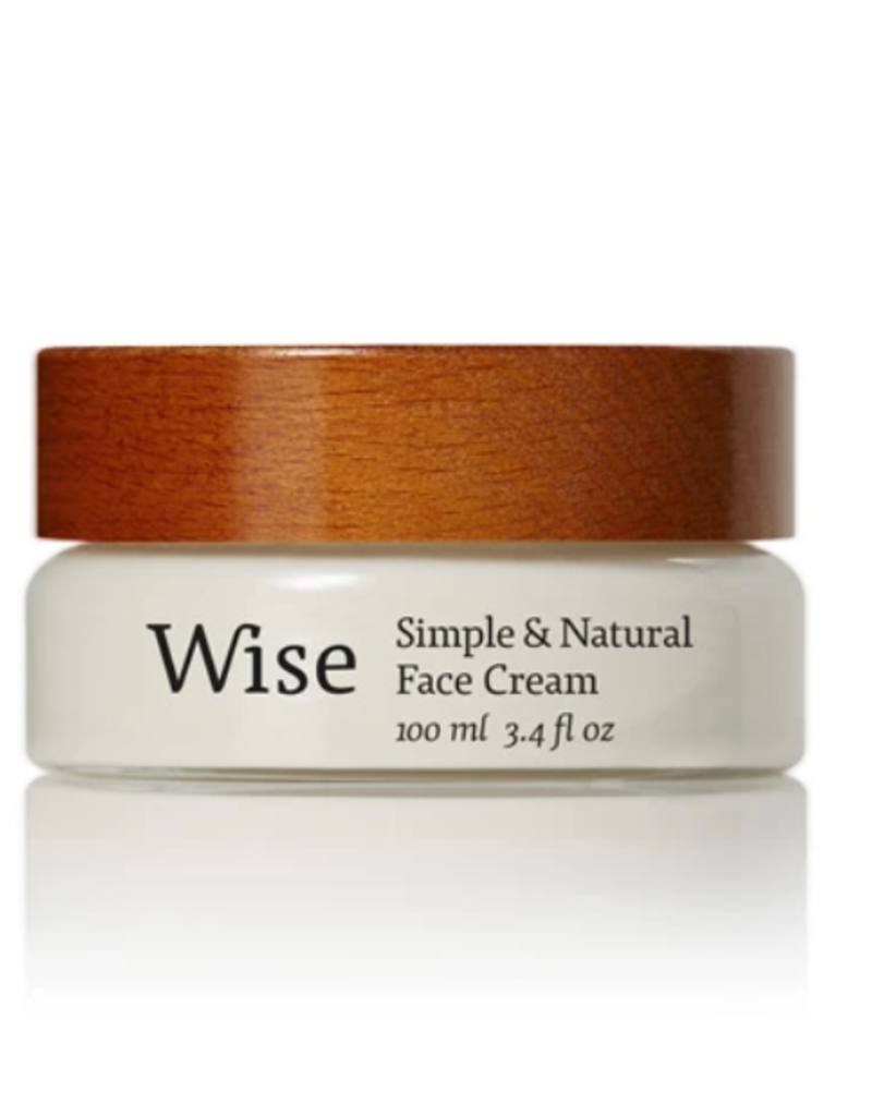 Chaga Face Cream - Reusable Glass Jar - 100 ml