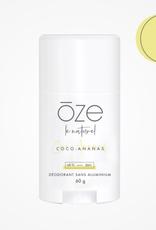 Déodorant Oze -  Coco & Ananas