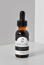 Beard oil - santal 60 ml.