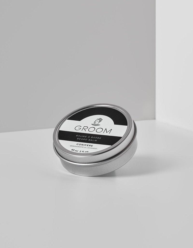 Baume à barbe - Conifère