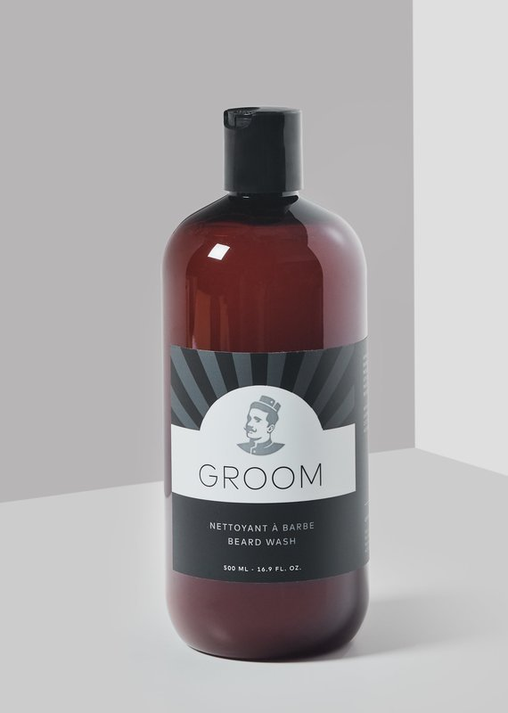 Beard wash 500 ml.