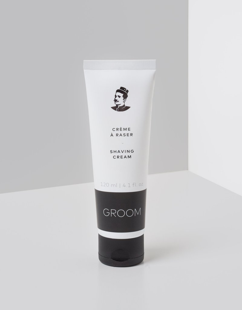 Shaving cream 120 ml.