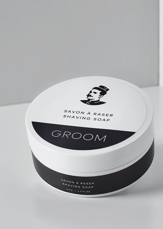 Shaving soap 120g.