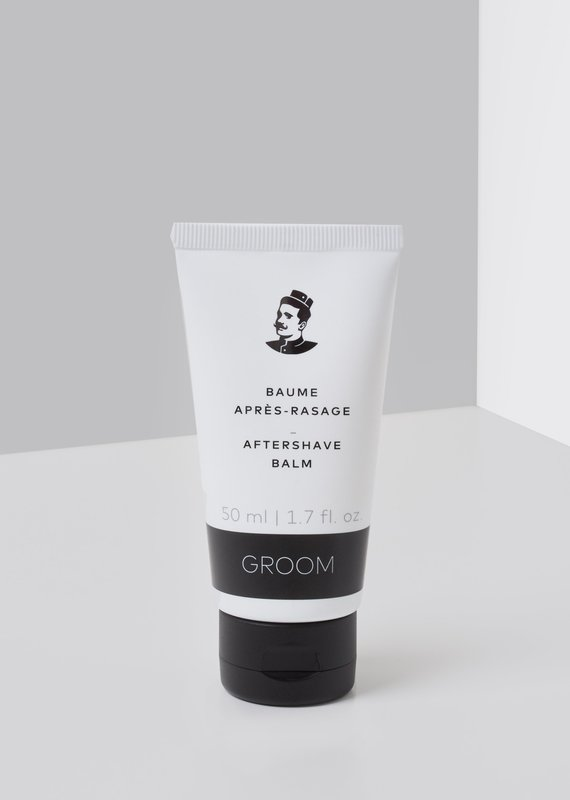 Aftershave balm 50 ml.