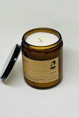 Soy candle - Santal
