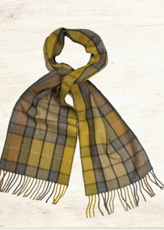 Foulard McLeod - Buchanan naturel