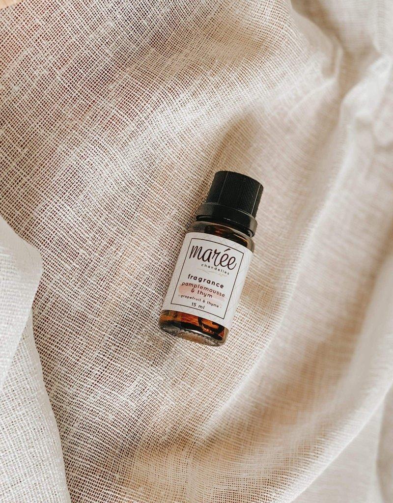 Fragrance pour balles de séchage - Pamplemousse et thym 15ml