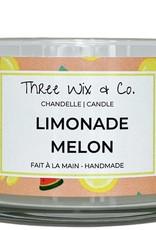 Chandelle Three Wix & Co - Limonade Melon 12oz