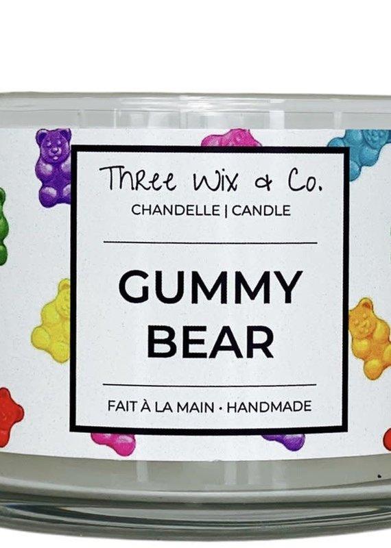 Chandelle Three Wix & Co - Gummy bear 12oz