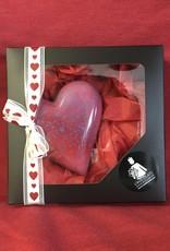 Coeur gourmand chocolat noir - 12 minis coeurs