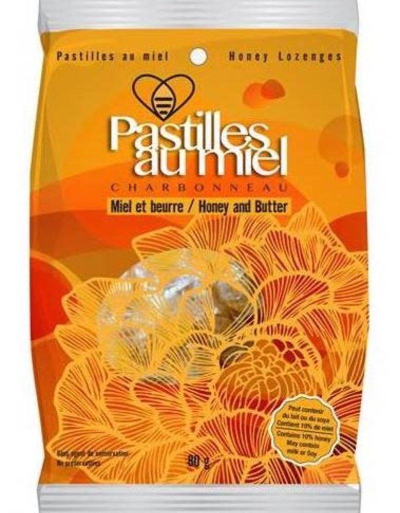 Pastilles - Miel et beurre