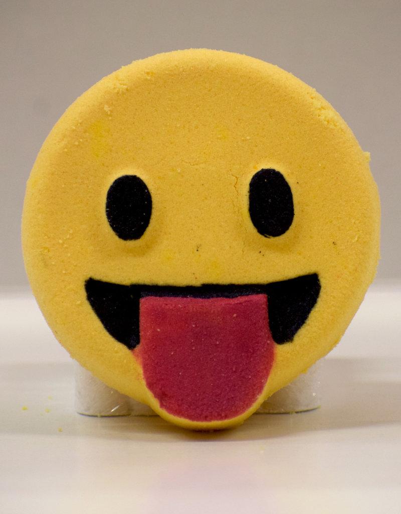 Bombe de bain Emoji - Langue