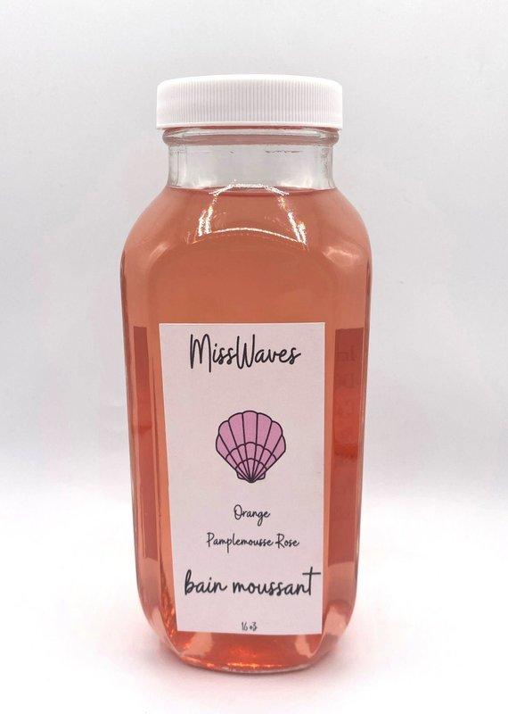 Bain moussant - Orange & Pamplemousse