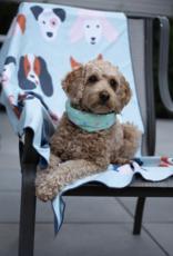 Serviette - Nom d'un chien