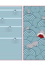 Serviette - Les requins du Lac
