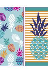 Serviette - Ananas en folie