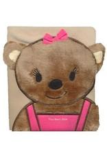Tiny Bears Bible Pink