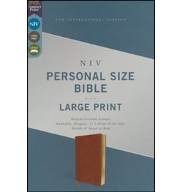 NIV Personal Size, Brown