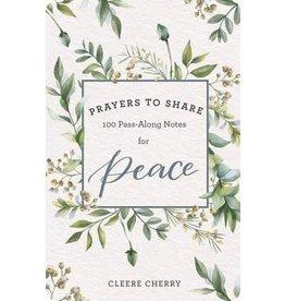 Prayers to Share, Peace