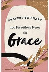 Prayers to Share, Grace