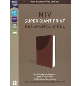 NIV Super Giant Print Reference Bible