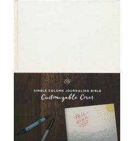 ESV Journaling Bible, Custom Cover