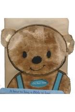 Tiny Bears Bible Blue