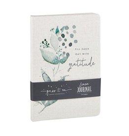 Gratitude Linen Journal
