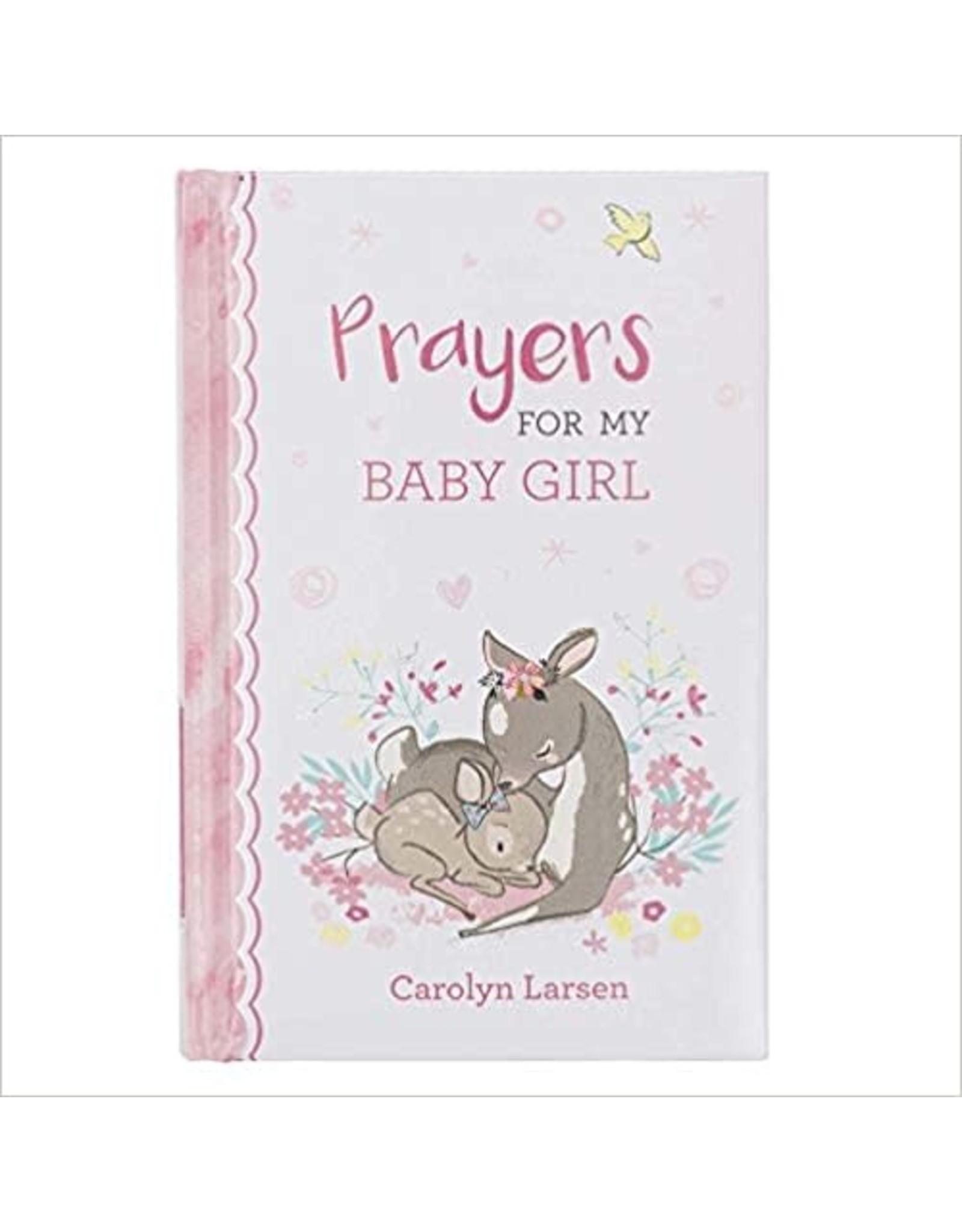 Prayers for Baby Girl