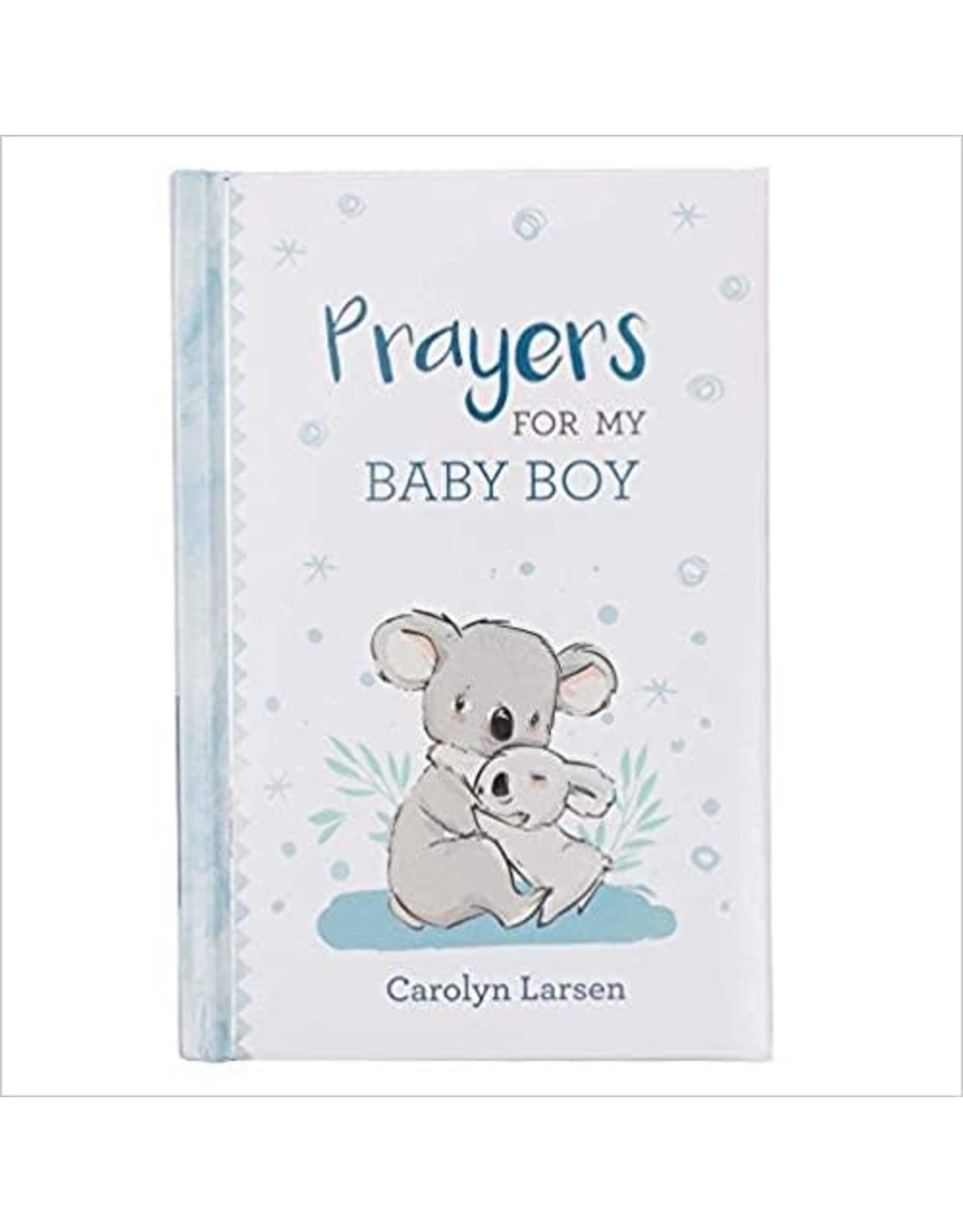 Prayers for Baby Boy