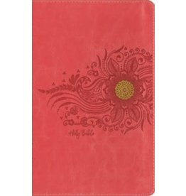 NIV Gift Bible, Youth Edition Coral