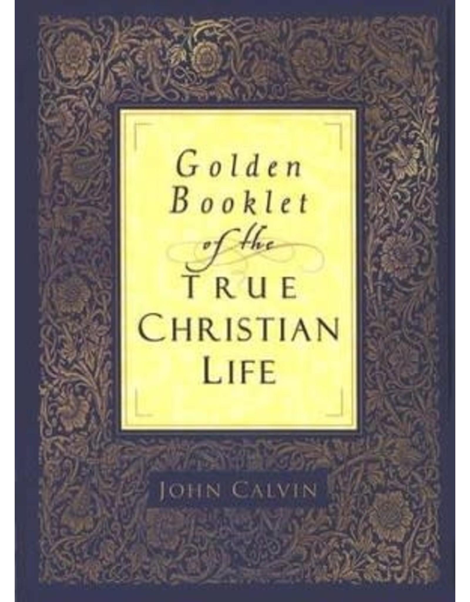 Golden Booklet by John Calvin